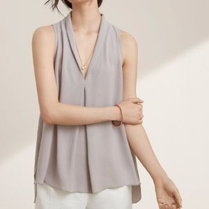 Wilfred Aritzia Nuit Sleeveless Top Lilac M